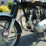 Royal Enfield Meteor Minor 1961
