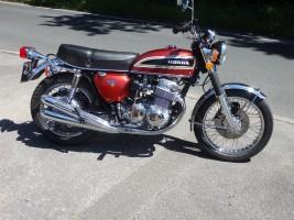 Honda CB750 Restored