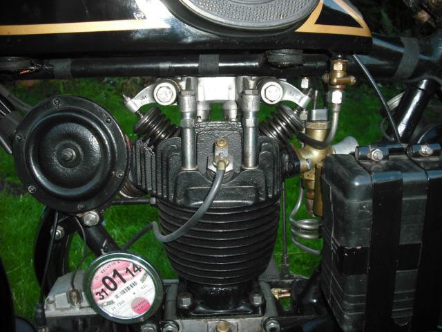 AJS 350 SB6 - 1930