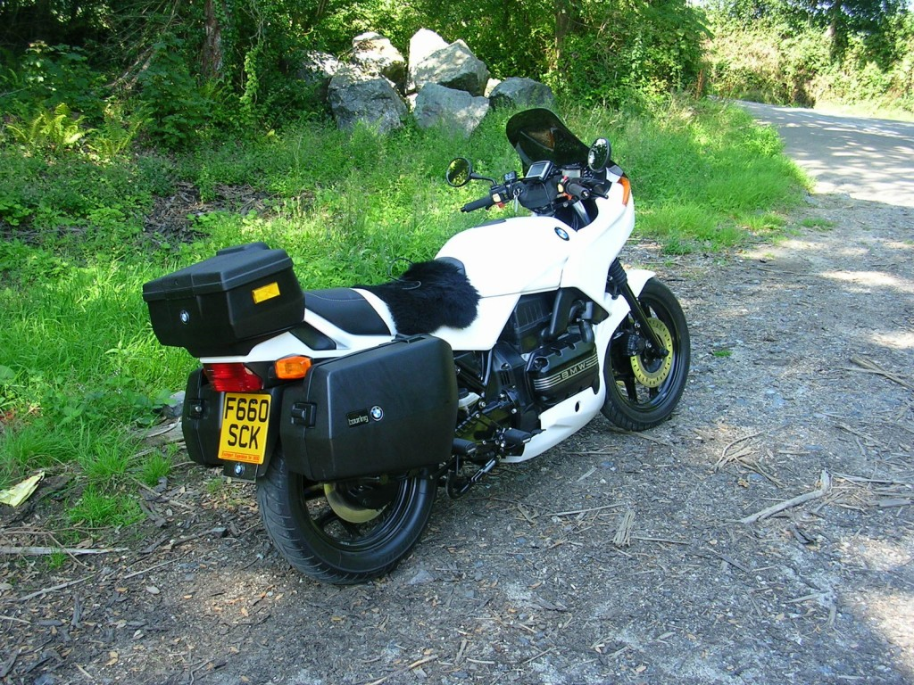 Bmw K75s 1988 Restored Classic Motorcycles At Bikes Restored