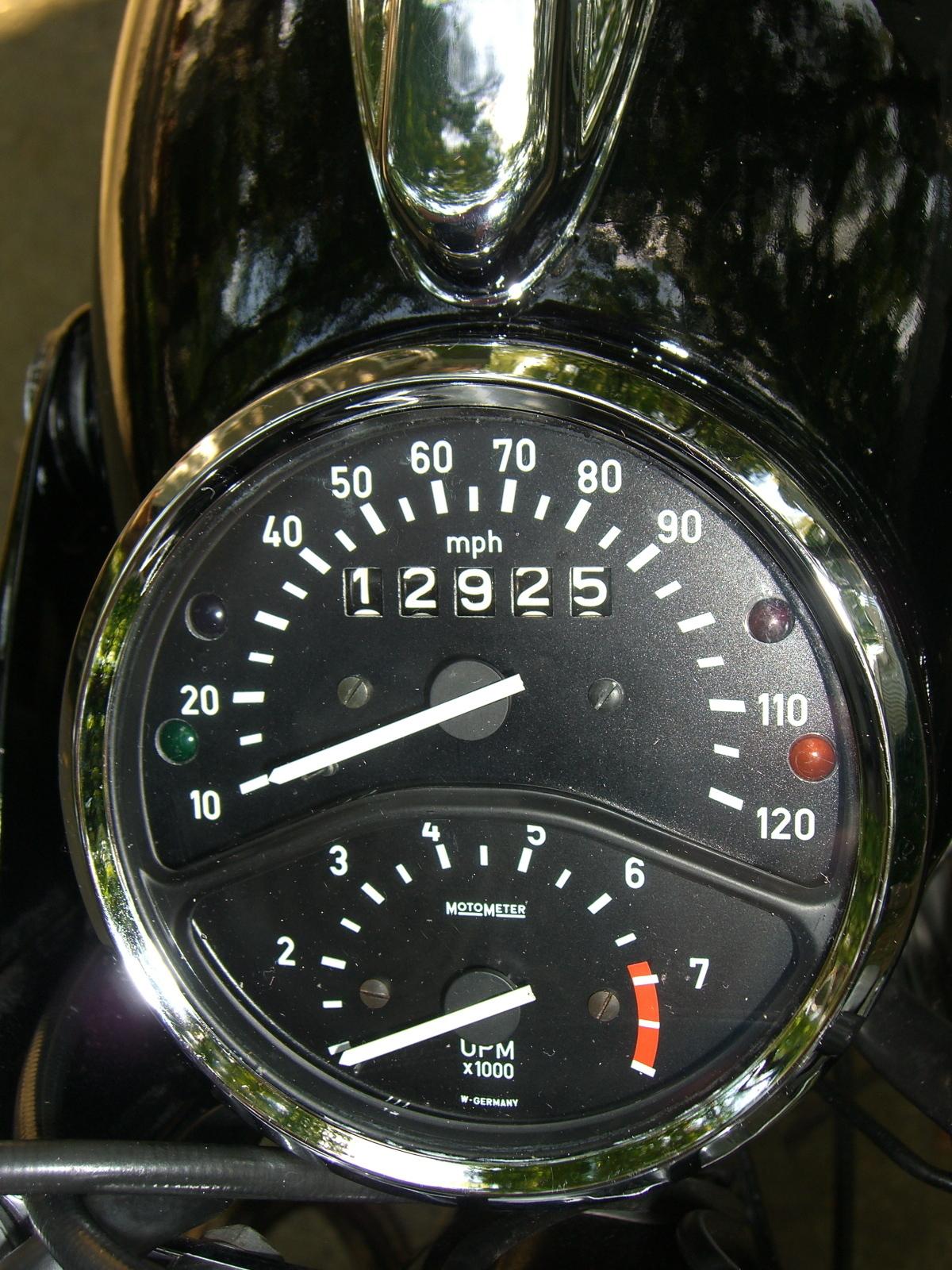 BMW R75/5 1970