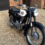 BSA A10 Gold Flash -1960