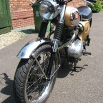 BSA A65 Lightning Rocket - 1965