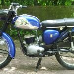 BSA Bantam D14B - 1968
