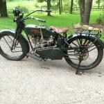 Harley-Davidson JD74 - 1922