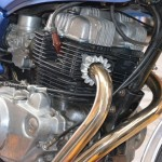 Honda CB250N - 1982