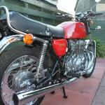Honda 400/4 - 1976