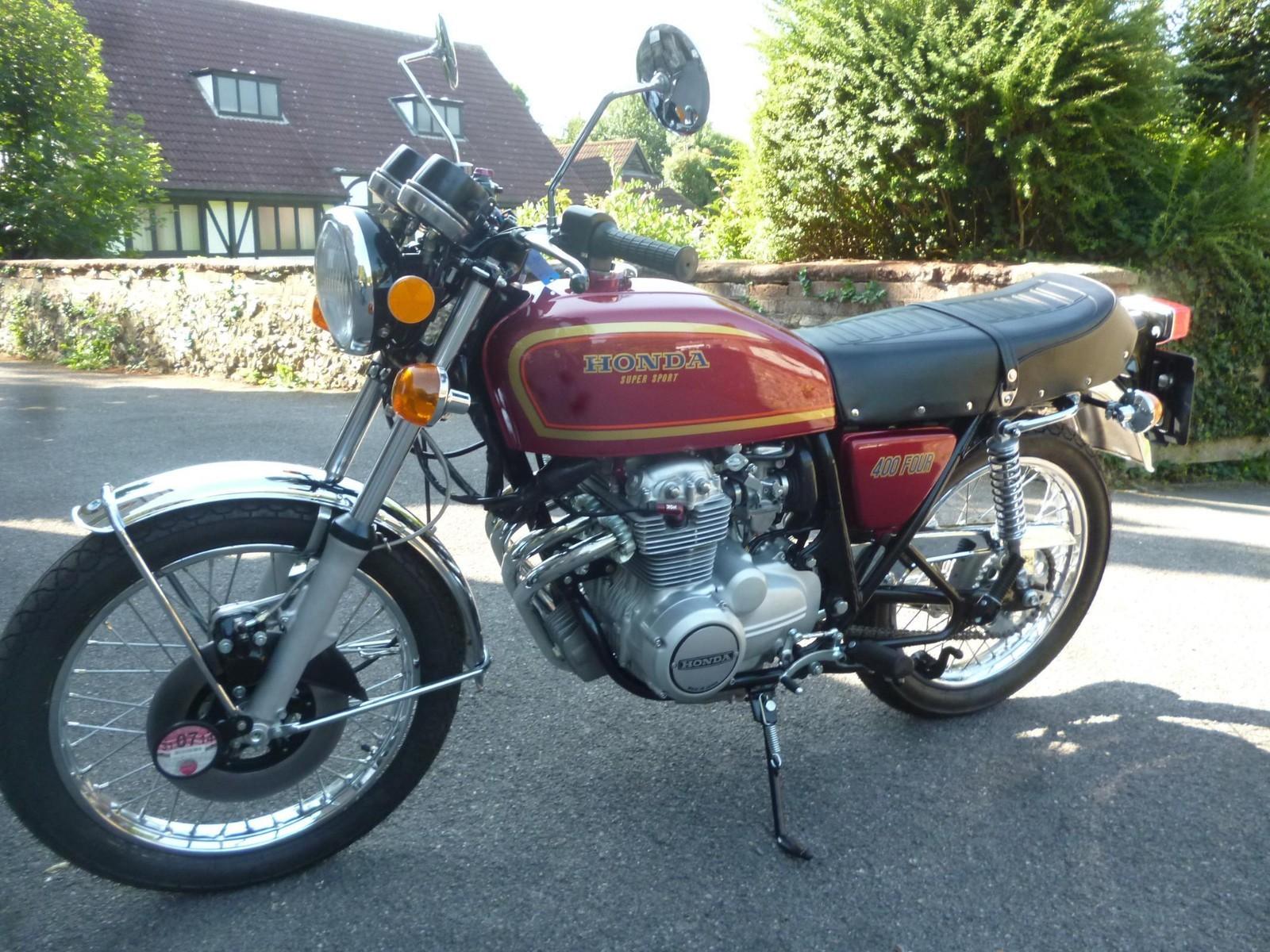 Honda CB400/4 -1976