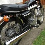 Honda CB125S - 1972