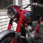 Honda CB160 - 1968