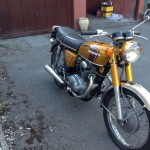 Honda CB250 K3/K4 - 1971