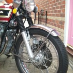 Honda CB750K6 - 1976