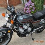 Honda CBX1000 - 1983