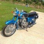 Honda CB175 - 1975