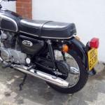 Honda CD175 - 1976