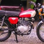 Honda CL350 - 1973