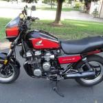Honda Nighthawk - 1984