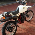 Honda XL600R - 1984