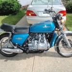Honda Goldwing GL1000 - 1975