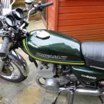 Kawasaki KH400 - 1976