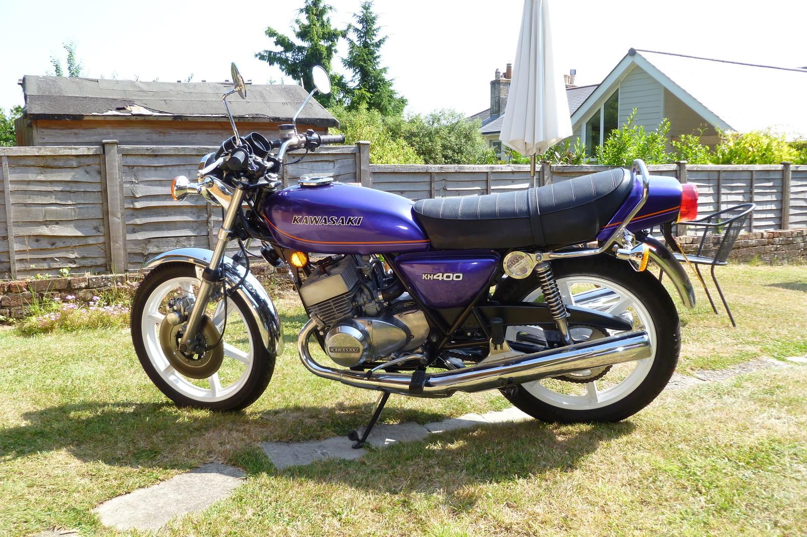Kawasaki Kh  Parts For Sale