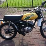 Kawasaki KM90 - 1977