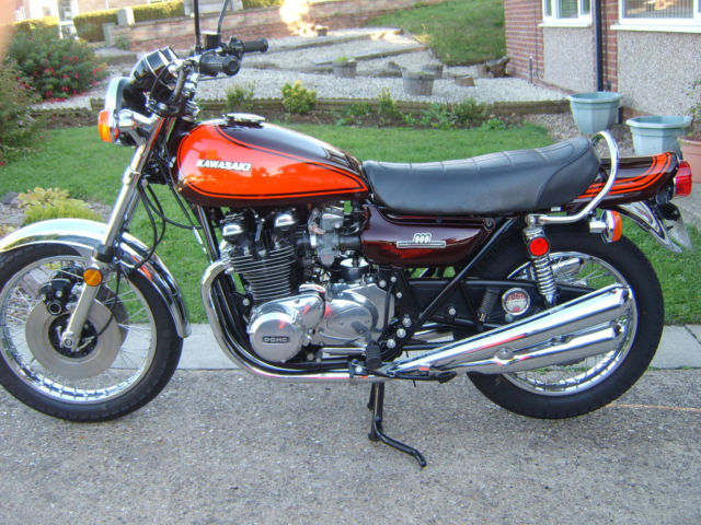 Kawasaki Z1 1972 Restored Classic Motorcycles At Bikes