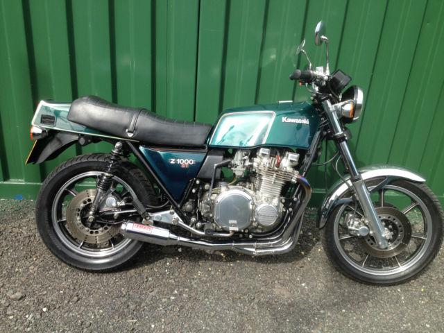 Kawasaki Z1000ST- 1979