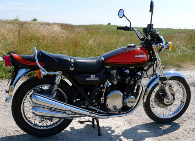 Kawasaki Z1 - 1973