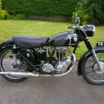 Matchless G3LS 1955