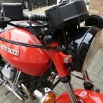Moto Guzzi V35 - 1979
