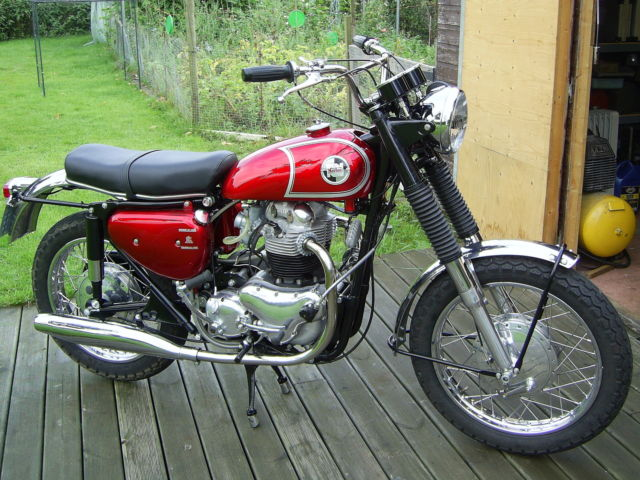 Norton N15CS 1964