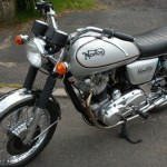 Norton Commando 850 Mk3 - 1978
