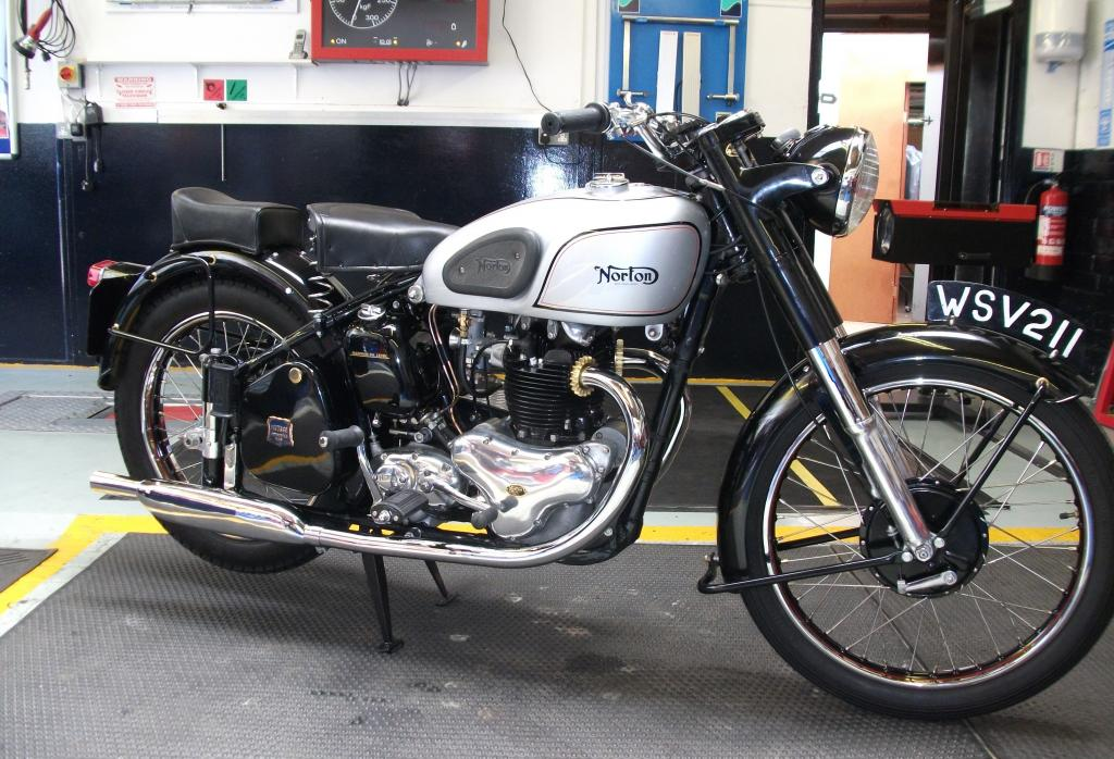 Norton Model 7 -1950