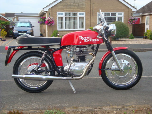 restored royal enfield continental 1966 photographs at classic bikes restored bikes restored. Black Bedroom Furniture Sets. Home Design Ideas