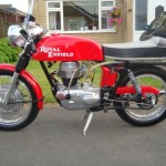 Royal Enfield Continental - 1966