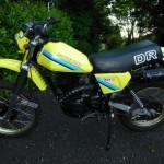 Suzuki DR500 - 1983