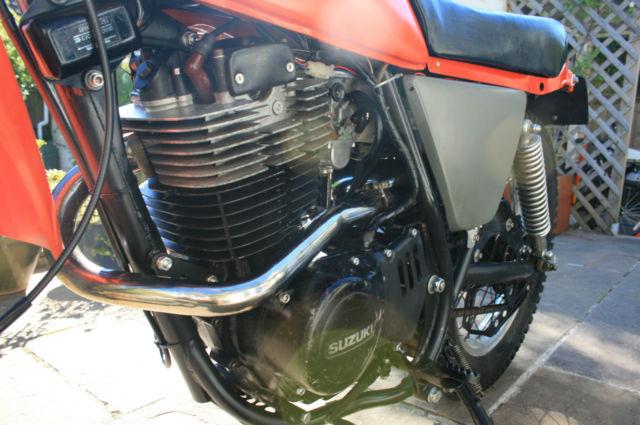 Suzuki SP400 - 1982