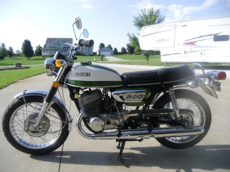 Classic Suzuki Spares