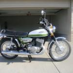 Suzuki T500J -1972