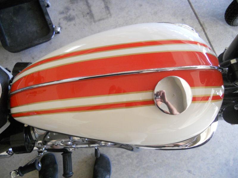 Triumph Bonneville -1966