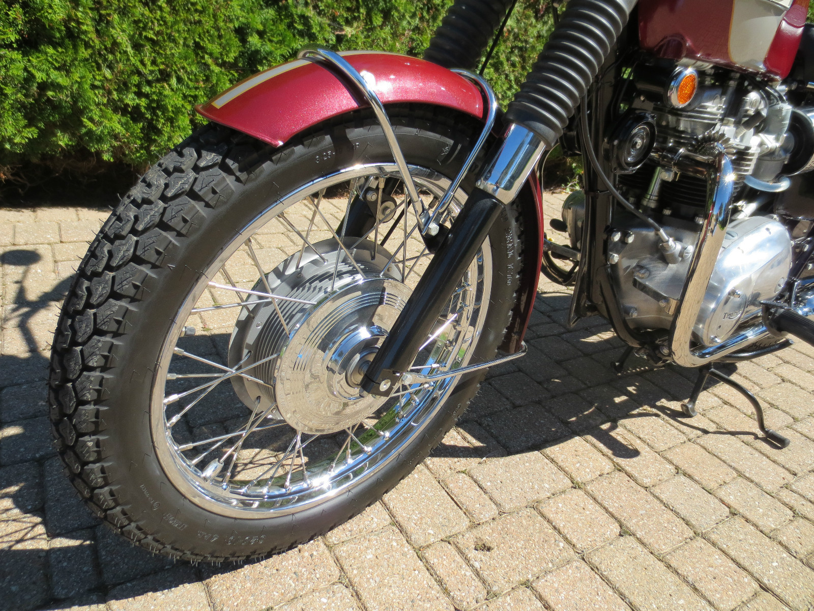 Triumph Bonneville -1970