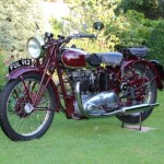 Triumph Speed Twin - 1939