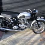 Triumph T100 - 1952