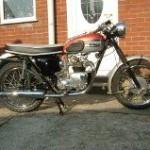 Triumph T100s - 1964