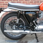 Triumph T120 Bonneville - 1965