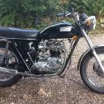Triumph T140 - 1975