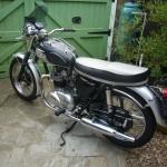 Triumph Tiger - 1961