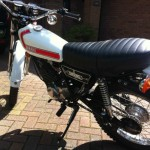 Yamaha DT175 - 1977
