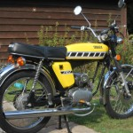 Yamaha FS1E DX - 1976